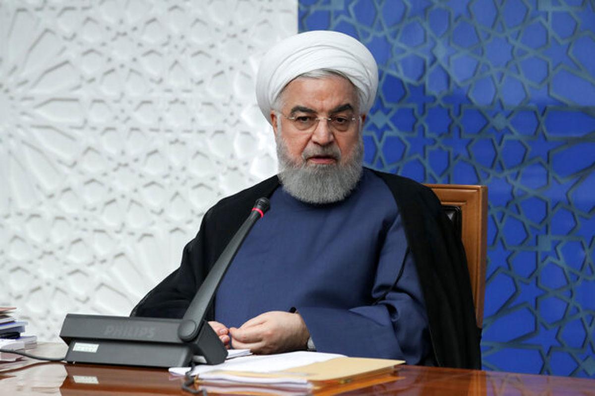 روحانی: هیچکس حق ندارد به ستاد کرونا حمله کند