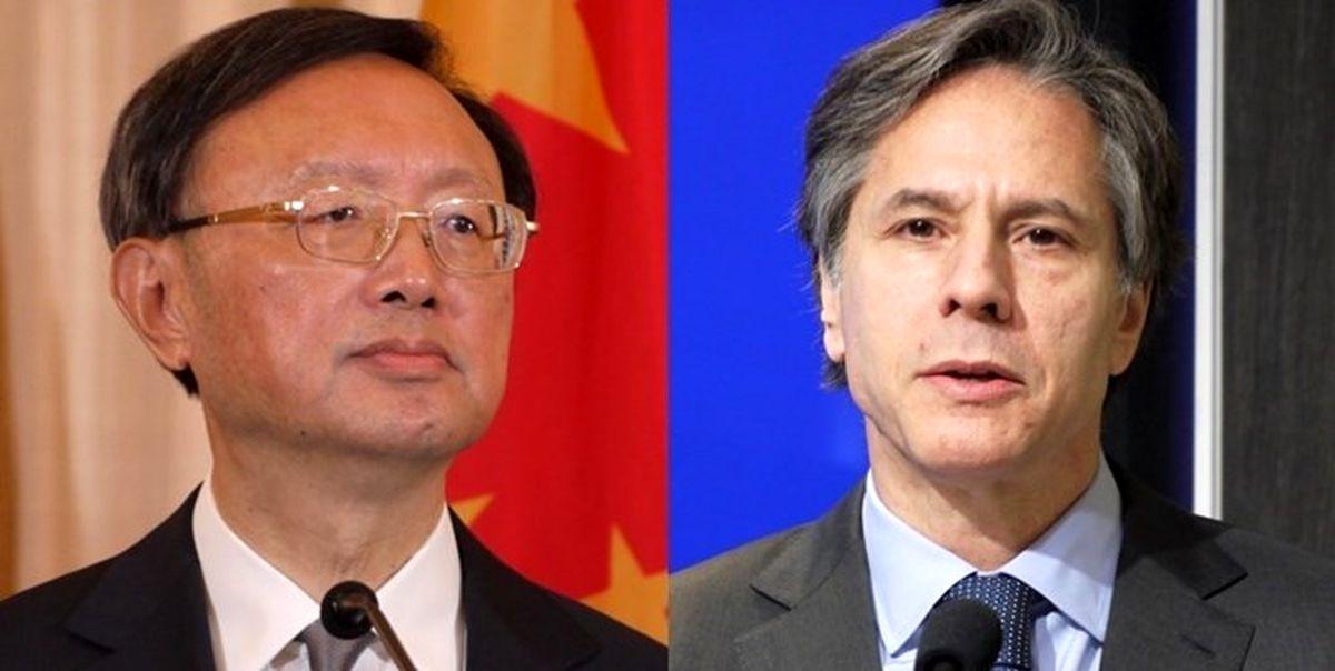 هشدار تلفنی پکن به آمریکا