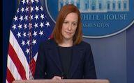 واکنش کاخ سفید به مذاکره مستقیم با ایران