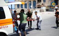 تصاویر:  ترور یک فرمانده ارشد جهاد اسلامی فلسطین در غزه