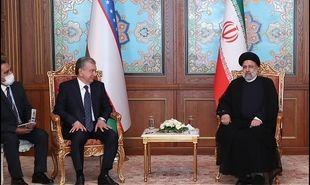 تصاویر: دیدار روسای جمهور ایران و ازبکستان در تاجیکستان
