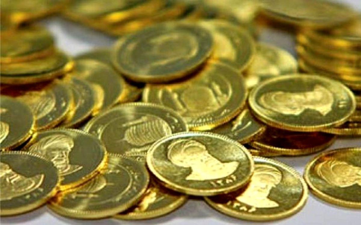 سکه در حال رسیدن به کانال ۹ میلیون تومان