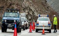 کاهش تردد در آزادراههای کرج - قزوین و کرج - تهران/ ۱۷ جاده مسدود است