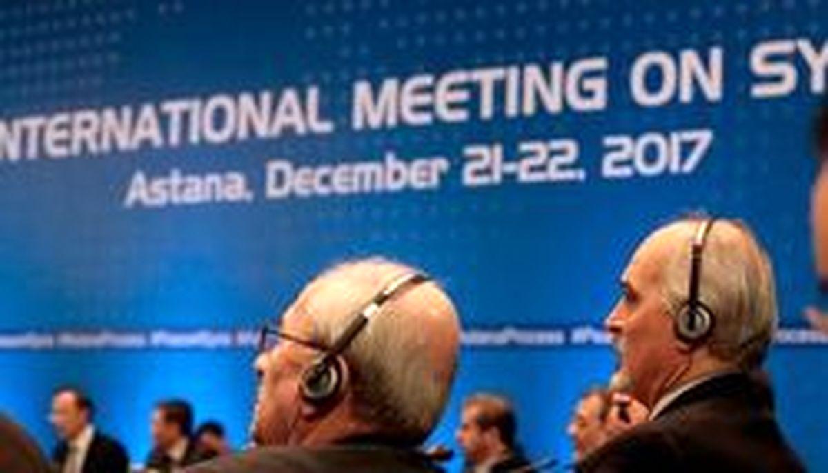بوگدانوف: کمیته نگارش قانون اساسی سوریه تشکیل میشود