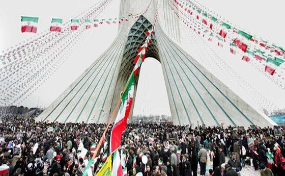 رئیس جمهور و دختر شهید سلیمانی سخنرانان مراسم ۲۲ بهمن تهران