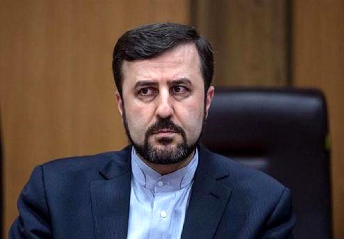 غریبآبادی: همکاری ایران با آژانس صرفاً به انتخاب خود ایران است