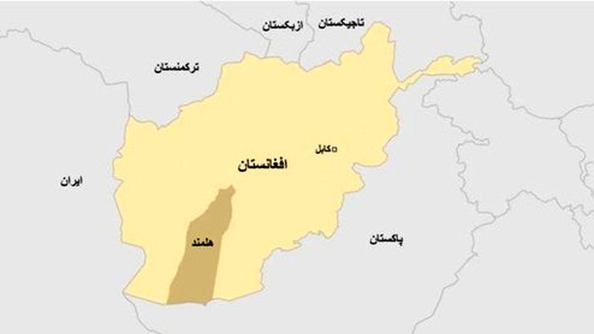 حمله هوایی آمریکا علیه طالبان