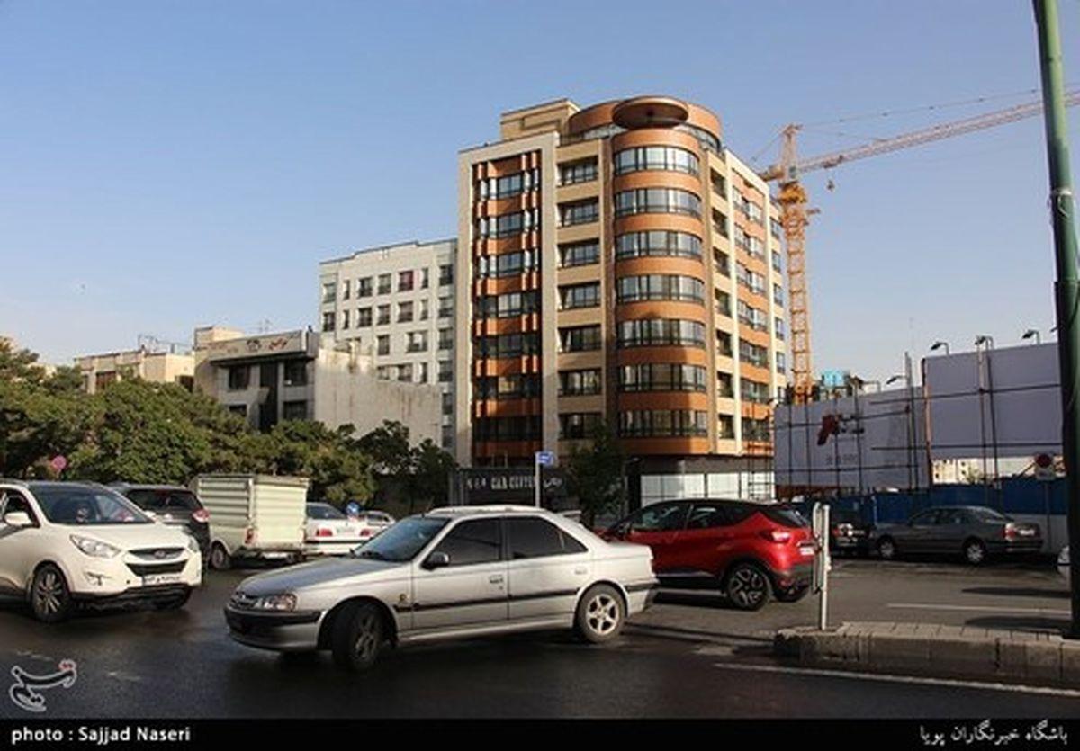 زمین ۳۰۰۰ متری سعادتآباد که بهجای حسینیه،برج شد؟!