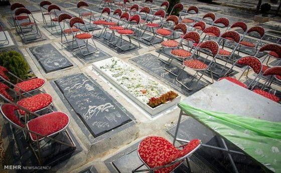 قبر ٤٠٠ میلیونی و مقبره ٥ میلیاردی در بهشت زهرا(س) !؟