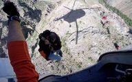 ۵ کوهنورد گم شده در دماوند نجات یافتند