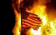 درگیری مسلحانه معترضان آمریکایی در ویسکانسین +فیلم