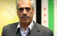 رییس جدید معارضان سوری انتخاب شد +عکس