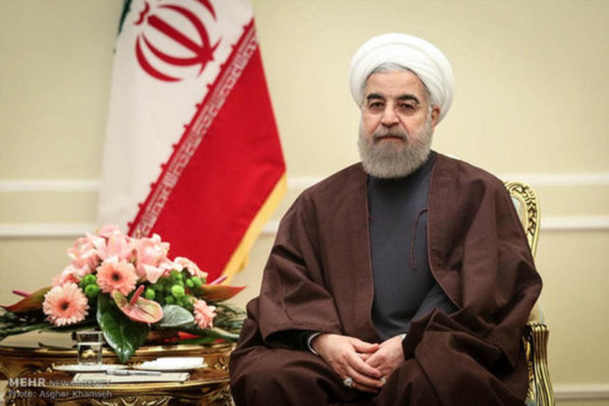 روحانی: «قدس پایتخت فلسطین» یک اصل تغییر ناپذیر است