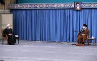 رهبر معظم انقلاب: کار برخی افراد در هتک حرمت رئیسجمهور غلط بود/ برای مقابله با کرونا باید تصمیم قاطع حاکمیتی گرفته شود +فیلم