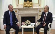 اردوغان و پوتین برای وضعیت ادلب سوریه، دیدار کردند