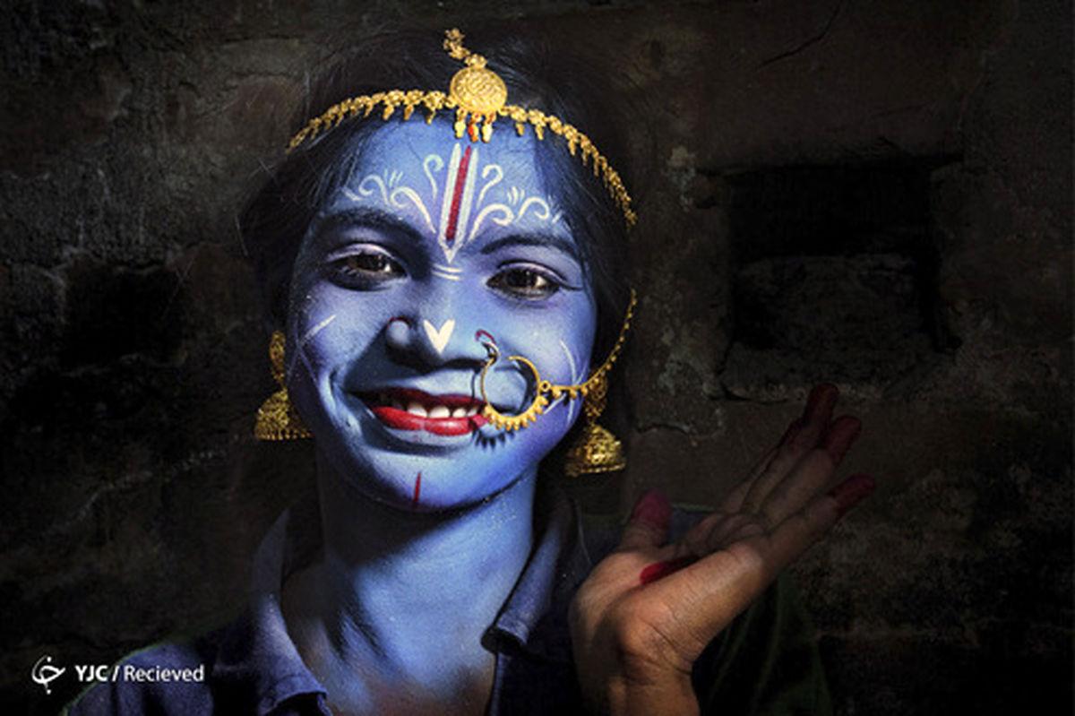 تصاویر: زندگی در رنگ آبی