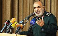 سرلشکر سلامی: تمام ظرفیتهای ما برای کمک به لبنان بسیج شده است