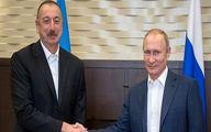 گفتگوی پوتین با سران جمهوری آذربایجان و ارمنستان