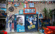 تصاویر: دیگو مارادونا قهرمان آرژانتینی ناپل