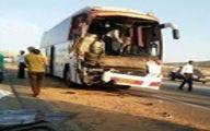 ١۶ مصدوم در تصادف دو اتوبوس در تهرانسر