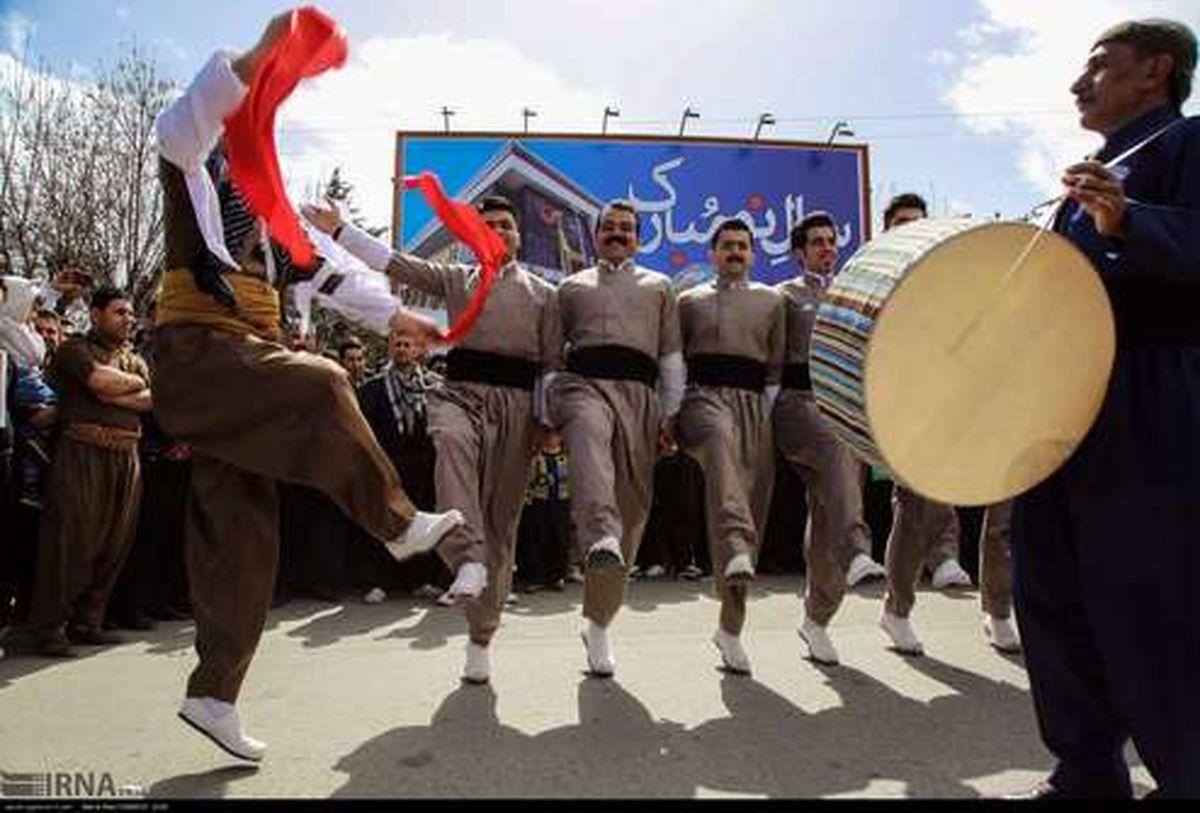 تصاویر: جشنواره متفاوت در بانه