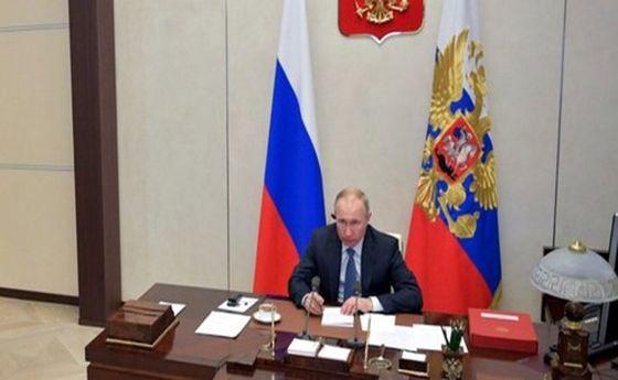 پوتین: باید «کریدورهای سبز» عاری از هرگونه تحریم ایجاد شود