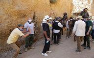انتشار تصاویر جدید از «سلمان فارسی»