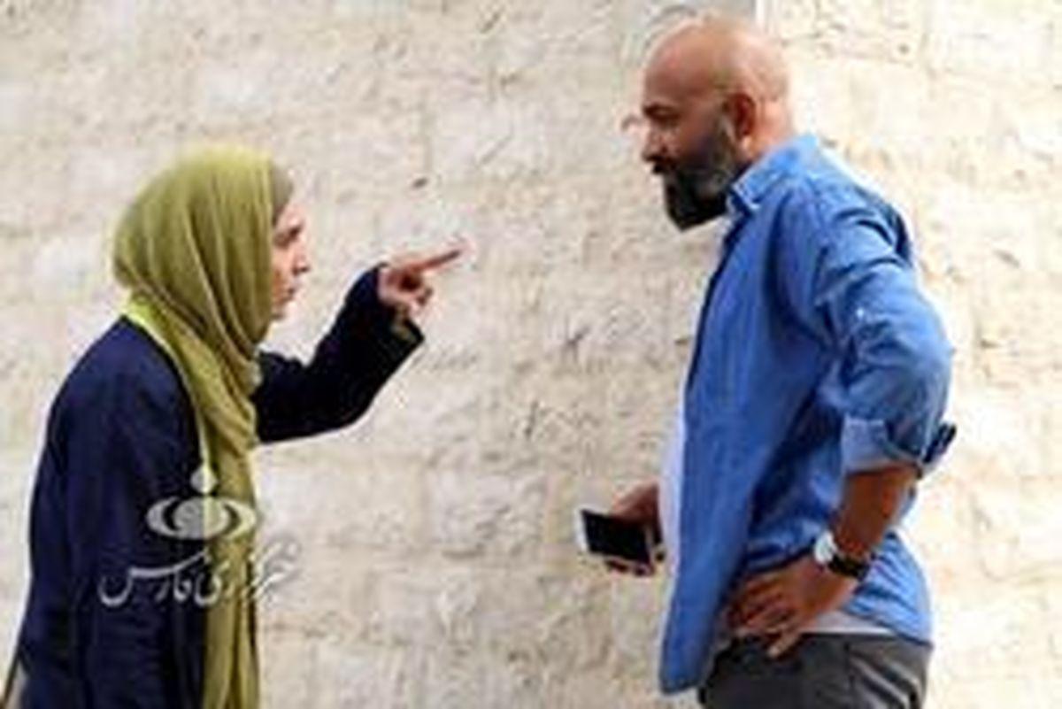 حضور سوگل طهماسبی در فیلم «روزنه» +تصاویر