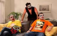 مهمانان شام ایرانی در آپارتمان لاکچری مهدی کوشکی +عکس