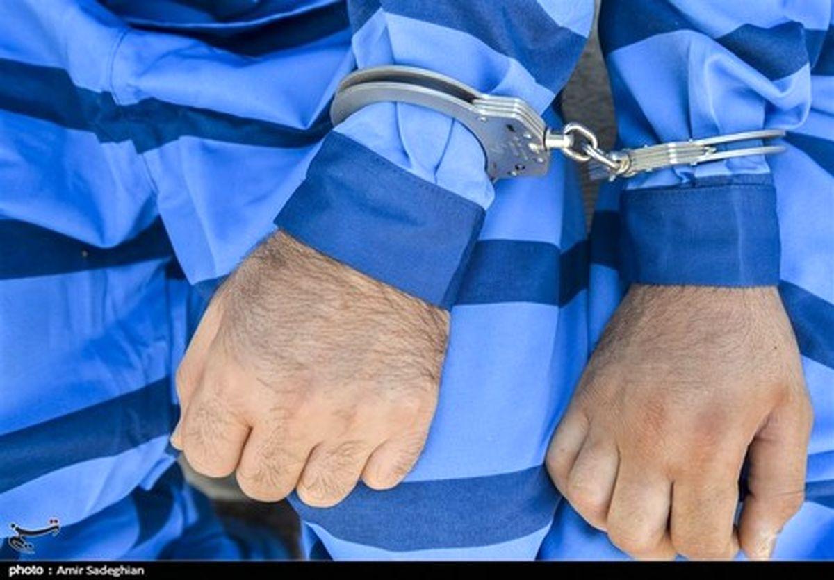 بازداشت عوامل تخریب شیشههای خودرو در محله خزانه