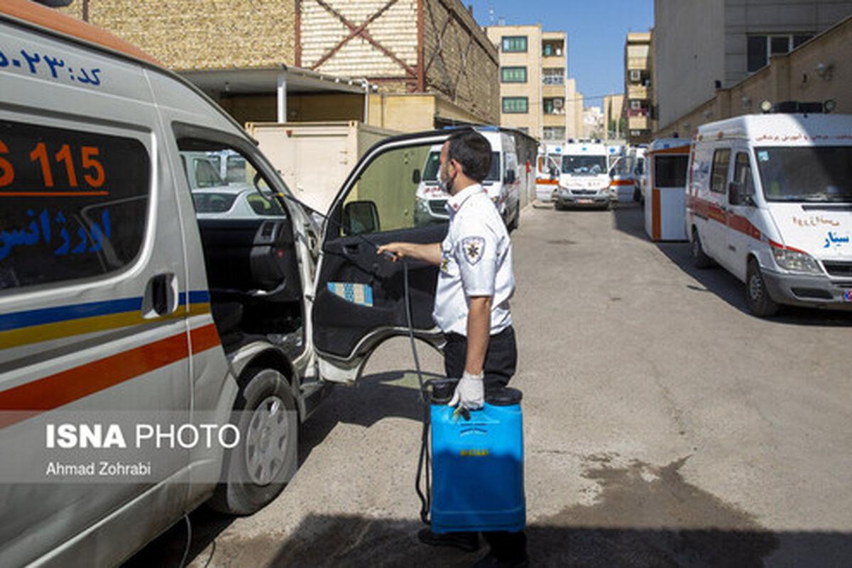 استقرار نیروهای اورژانس تهران در سینماها