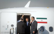 تصاویر:استقبال از تیم هستهای در تهران