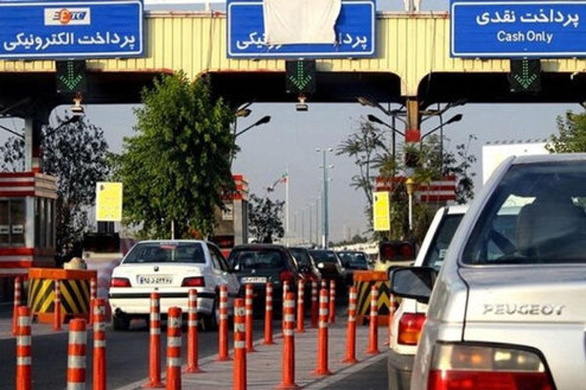 عوارض آزادراه تهران-شمال ۳۰ هزار تومان! +قیمتها