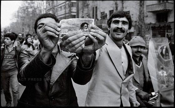 عکس: اولین اسکناس با تصویر امام خمینی(ره)