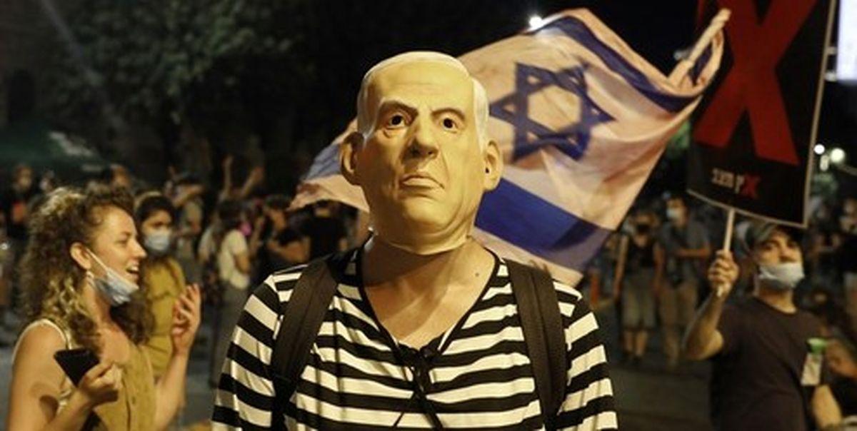 ادعای تلآویو درباره اثرگذاری ایران روی تظاهرات علیه نتانیاهو