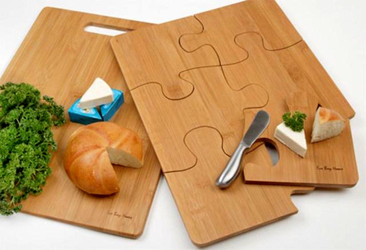 ۹ ترفند برای تمیز نگه داشتن تخته آشپزخانه
