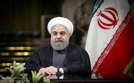 پیام تبریک روحانی به رئیسجمهور آلمان