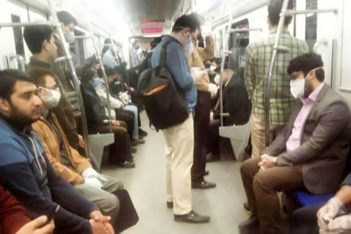 مبتلا شدن ۳۰ کارمند مترو تهران به کرونا