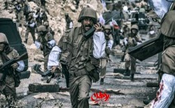 نخستین تصویر از گریم حسین مهری در «ماجرای نیمروز۲؛رد خون»