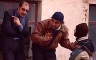 زبان اشاره بامزه رضا عطاران در سریال «ترش و شیرین» +فیلم