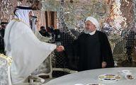 دعوت امیر قطر از روحانی برای سفر به دوحه