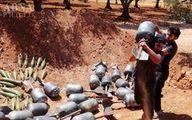 فیلم: اولین تصاویر از فوعه پس از اشغال توسط مخالفین اسد