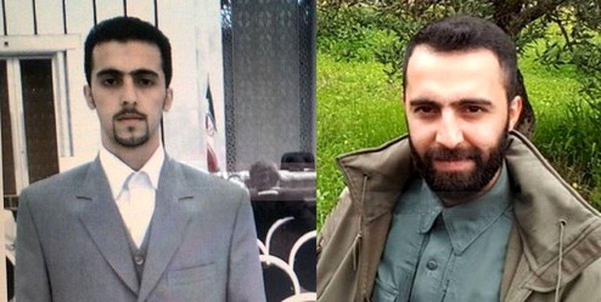 جاسوس موساد سحرگاه امروز اعدام شد