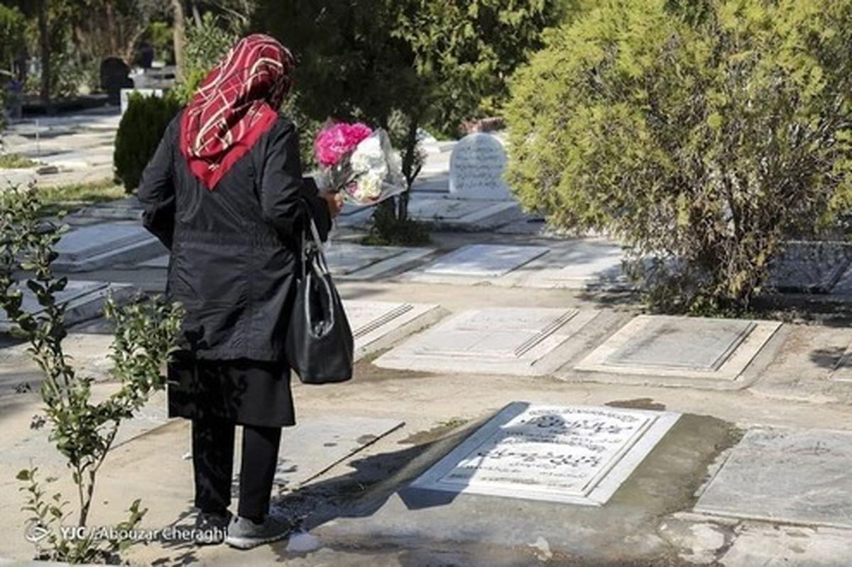 مدیرعامل بهشت زهرا: آمار فوت کرونا در تهران شبیه اردیبهشت است