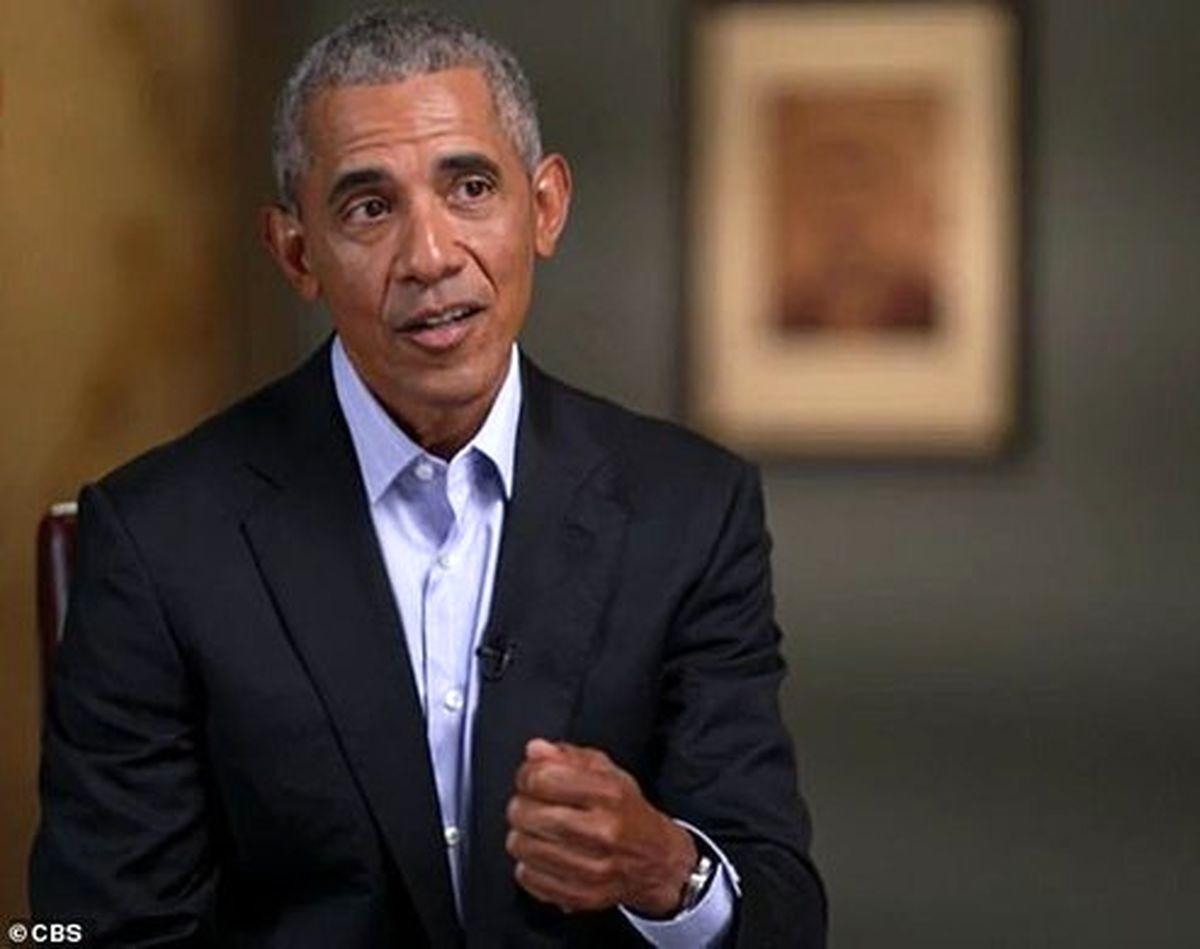 اوباما: شاید ترامپ را به زور از کاخ سفید بیرون انداخت