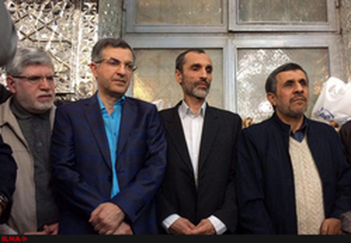 به نظر شما احمدینژاد و نزدیکانش در ایجاد اغتشاشات اثرگذار بودهاند؟