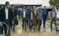 تصویر عجیب از تیم حفاظت احمدینژاد به سی سخت