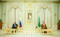 رایزنس لاوروف و ولیعهد سعودی