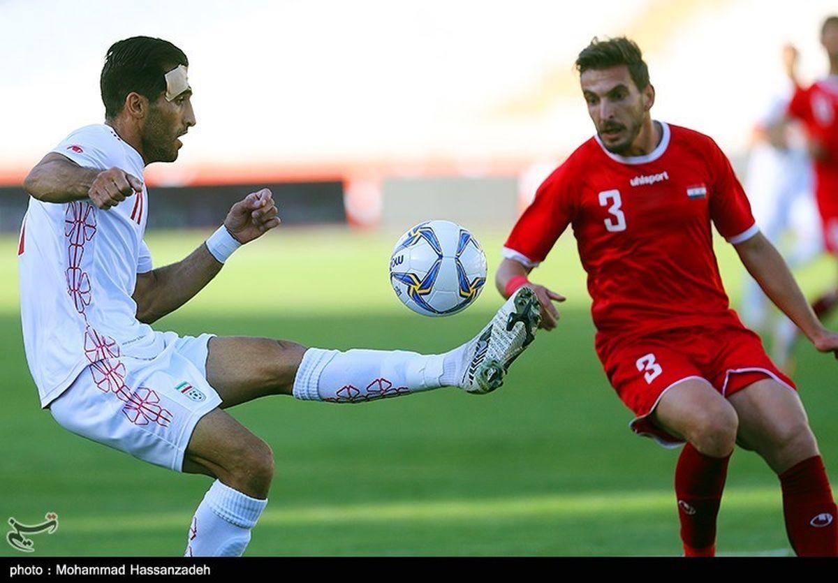 سقوط ۲ پلهای تیم ملی فوتبال در ردهبندی فیفا