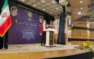 احمدی نژاد جدید با کت قرمز کاندید شد +عکس